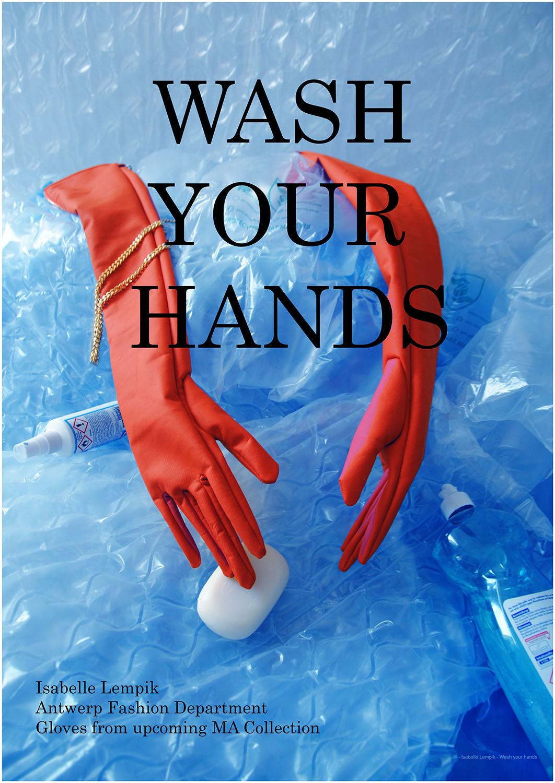 Isabelle-Lempik-Wash your hands-KASKA