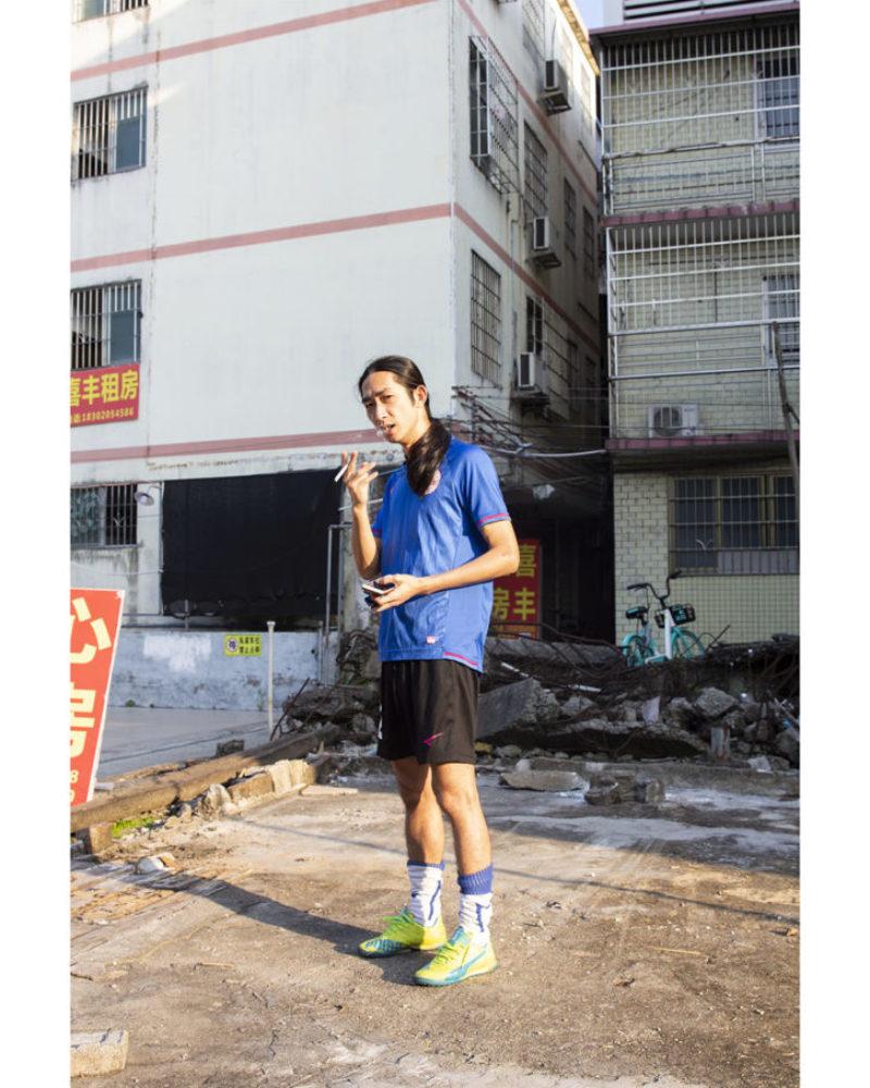 Michel Vertongen - You play like Xu Kun - KASKA