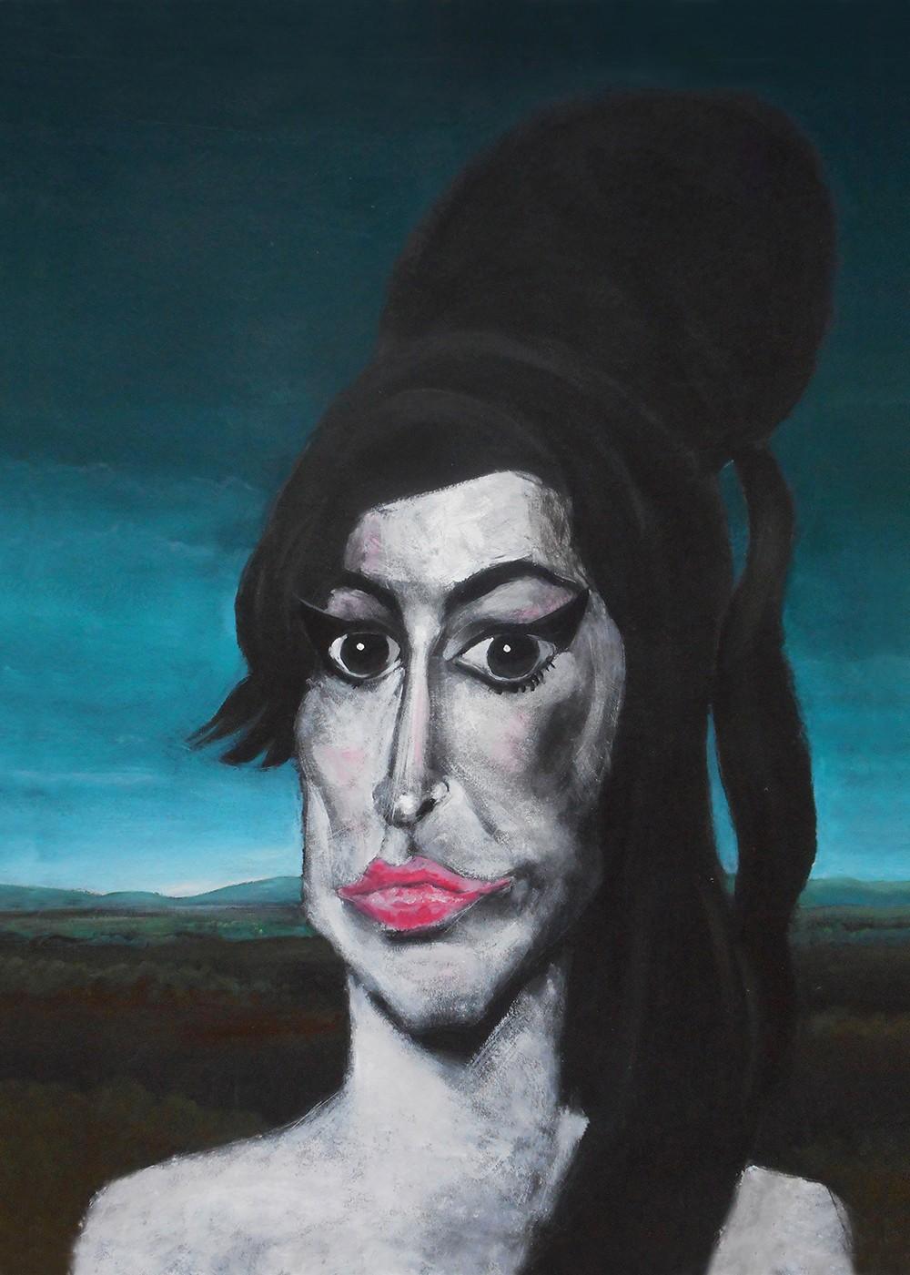 Michael _Albers_Michael Albers Amy Winehouse