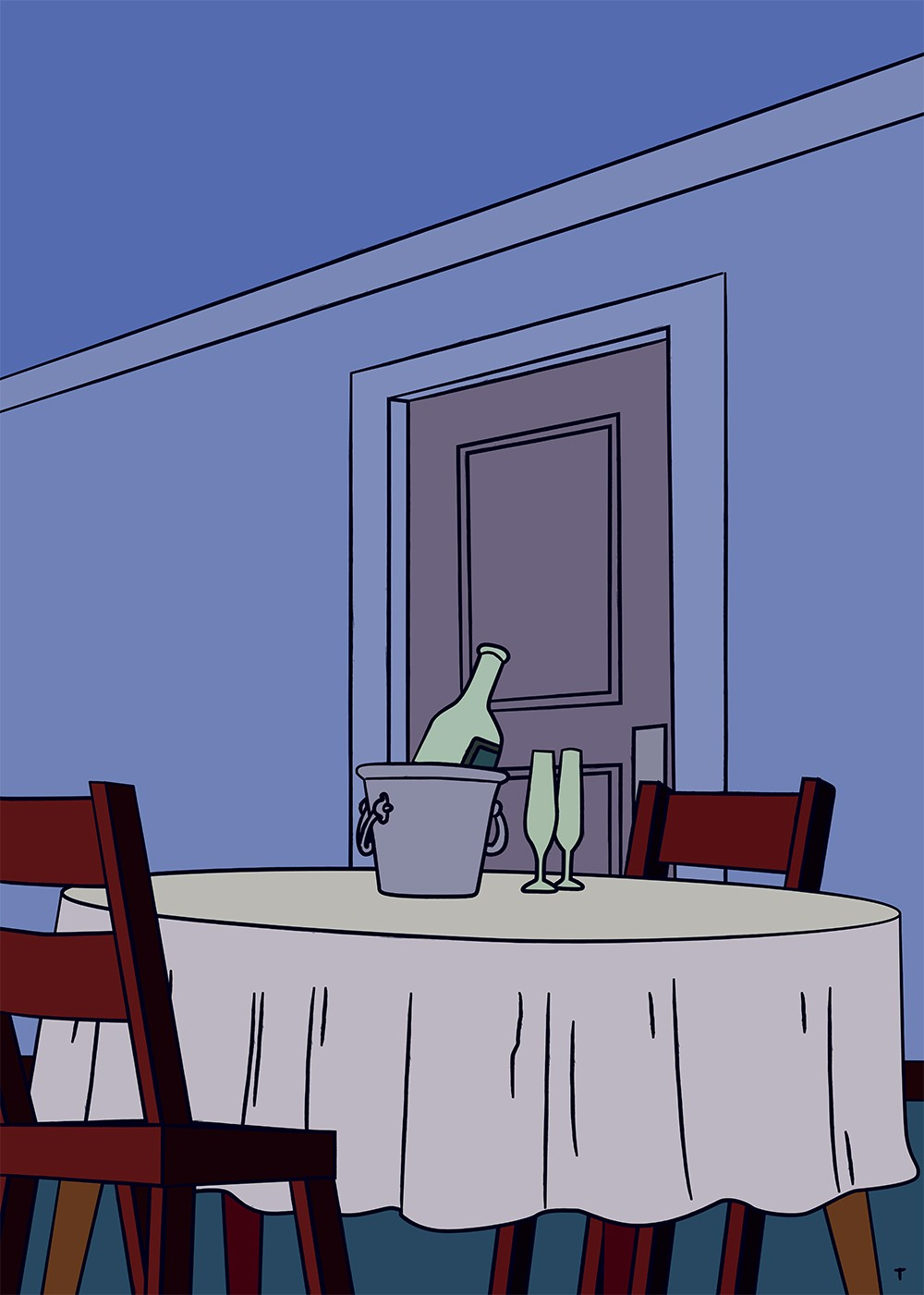 Niels - Beaufays - The Dinner