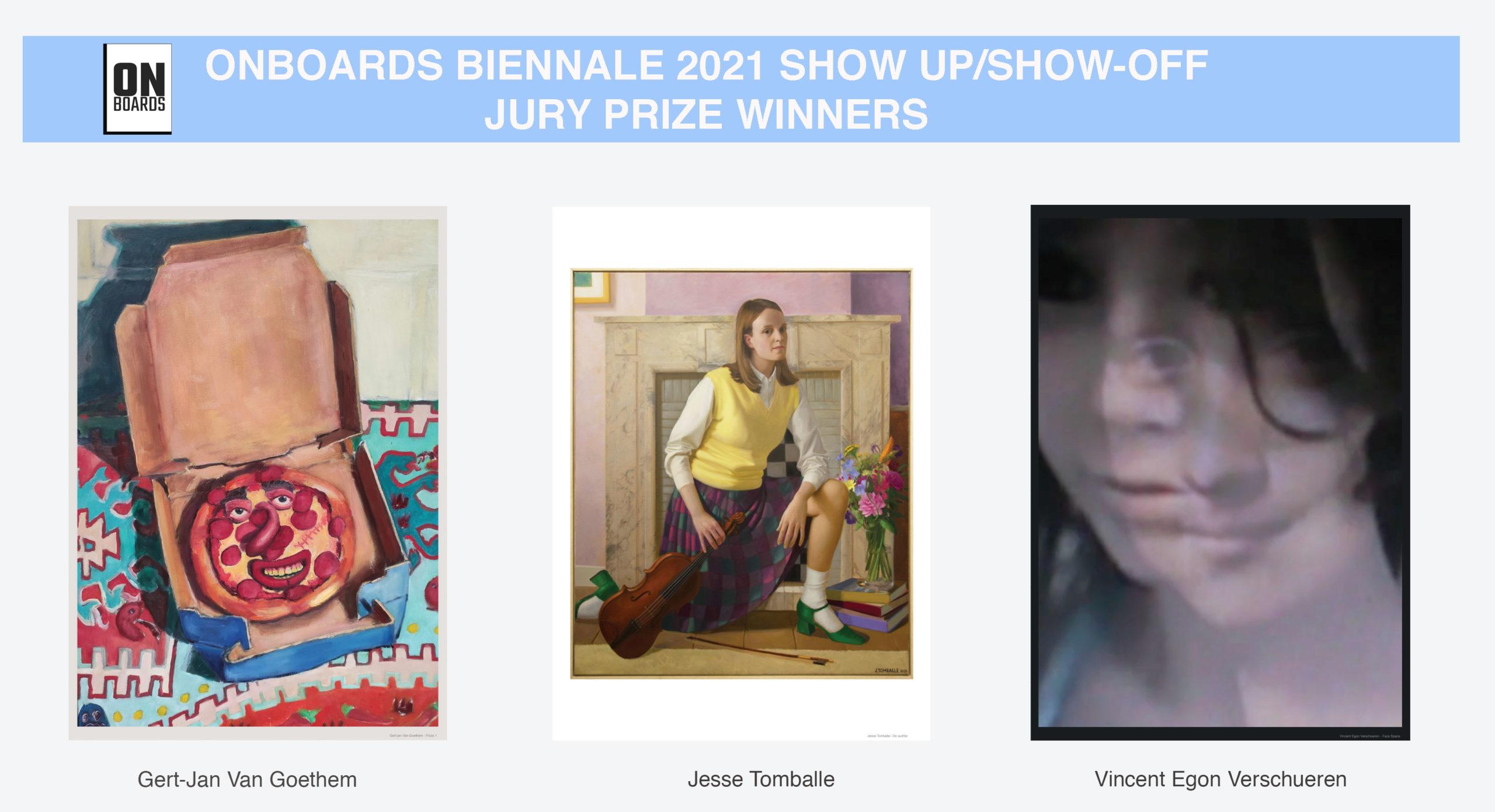 ONBOARDS Biennale JUuru Prize